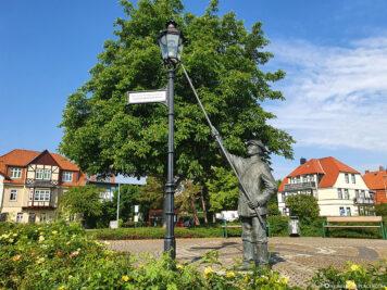 Denkmal zur Energieversorgung