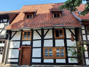 Ältestes Haus der Stadt Wernigerode