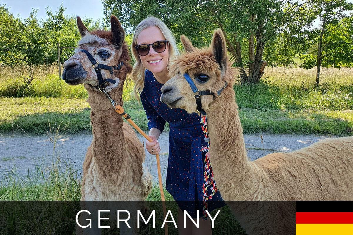 Alpaka Wanderung Abayomi Lieser Blog Post