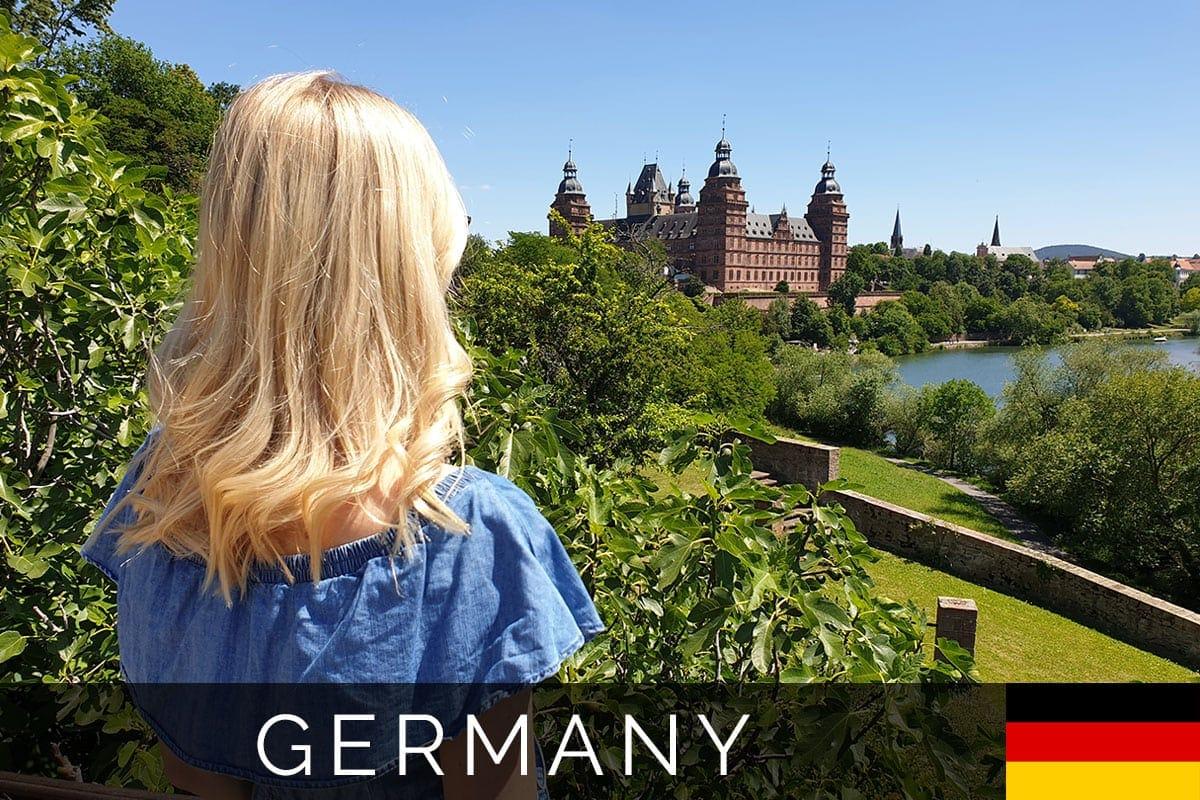 Aschaffenburg Bavaria Blog Post