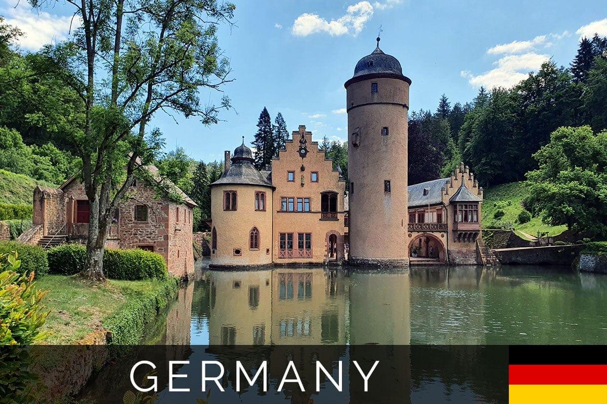 Mespelbrunn Castle Blog Post