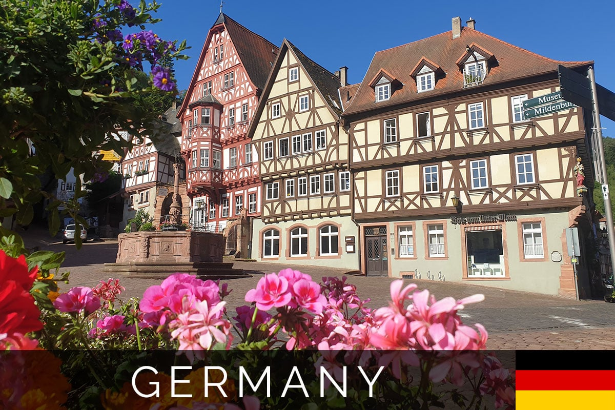 Miltenberg Bavaria Blog Post