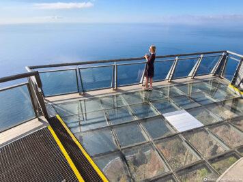 Der Cabo Girao Skywalk