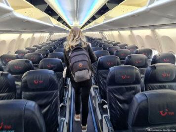 TUIfly von Frankfurt nach Madeira