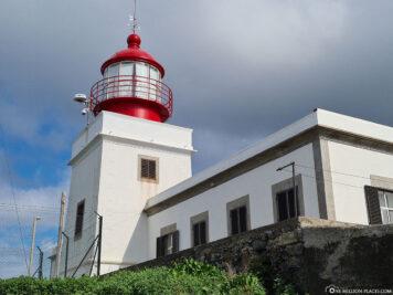 Der Leuchtturm von Ponta do Pargo