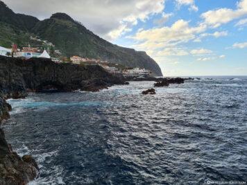 Die nordwestliche Spitze Madeiras