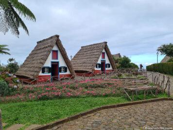 Die Casas de Colmo in Santana
