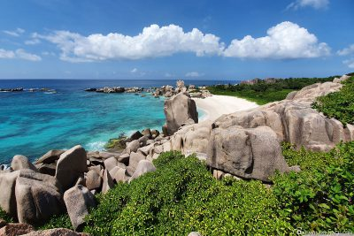 First look at the Anse Marron