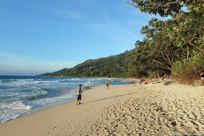 Der Beau Vallon Beach