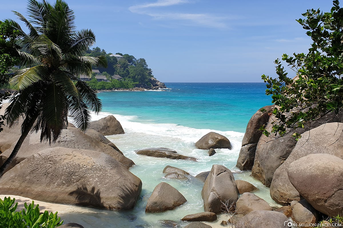 Dream Beach, Beau Vallon Beach, Mahe, Seychelles, West Coast, Beach, Travel Report