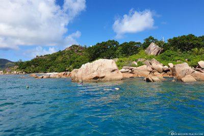 Snorkel stop
