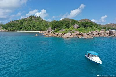 Our first snorkeling spot