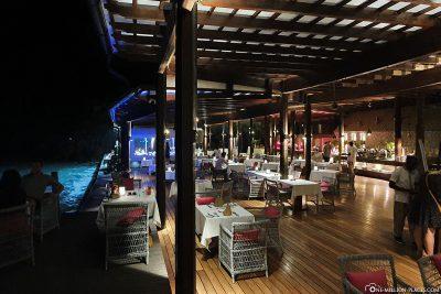 Restaurant Santosha