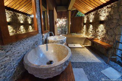 Das offene Bad