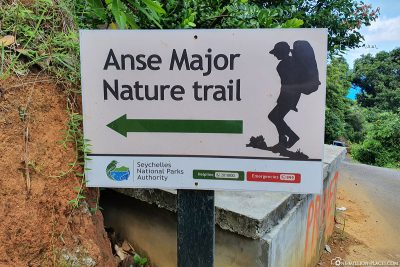 The Anse Major Nature Trail