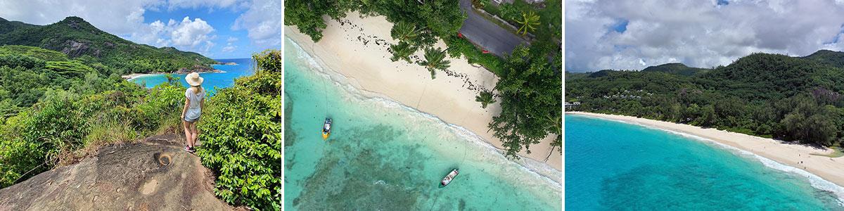 Mahe Seychellen Strände Headerbild