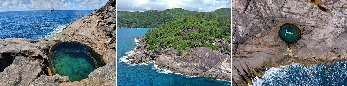 Rock Pool Mahe Seychellen Headerbild
