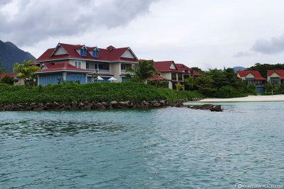 View of Eden Island