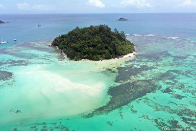 Die Insel Round Island