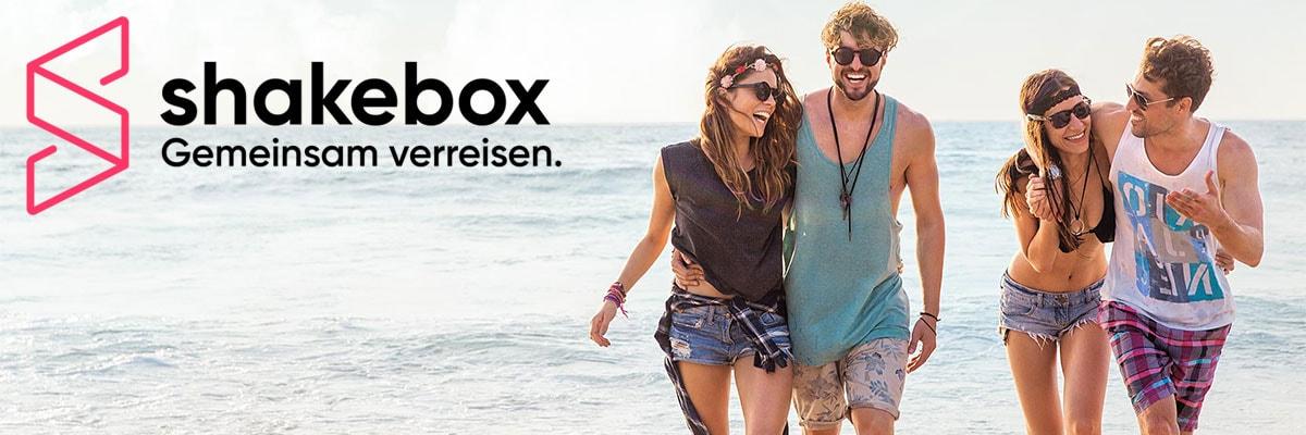 Shakebox, Reiseportal, Reisebericht