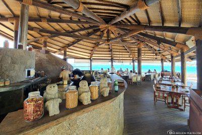 Das Ocean Kitchen Restaurant