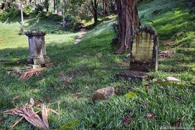 Der Bel Air Friedhof