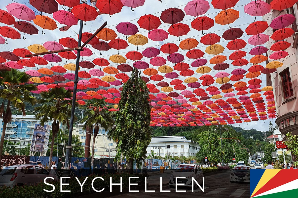Victoria Mahe Seychellen Sehenwürdigkeiten Titelbild