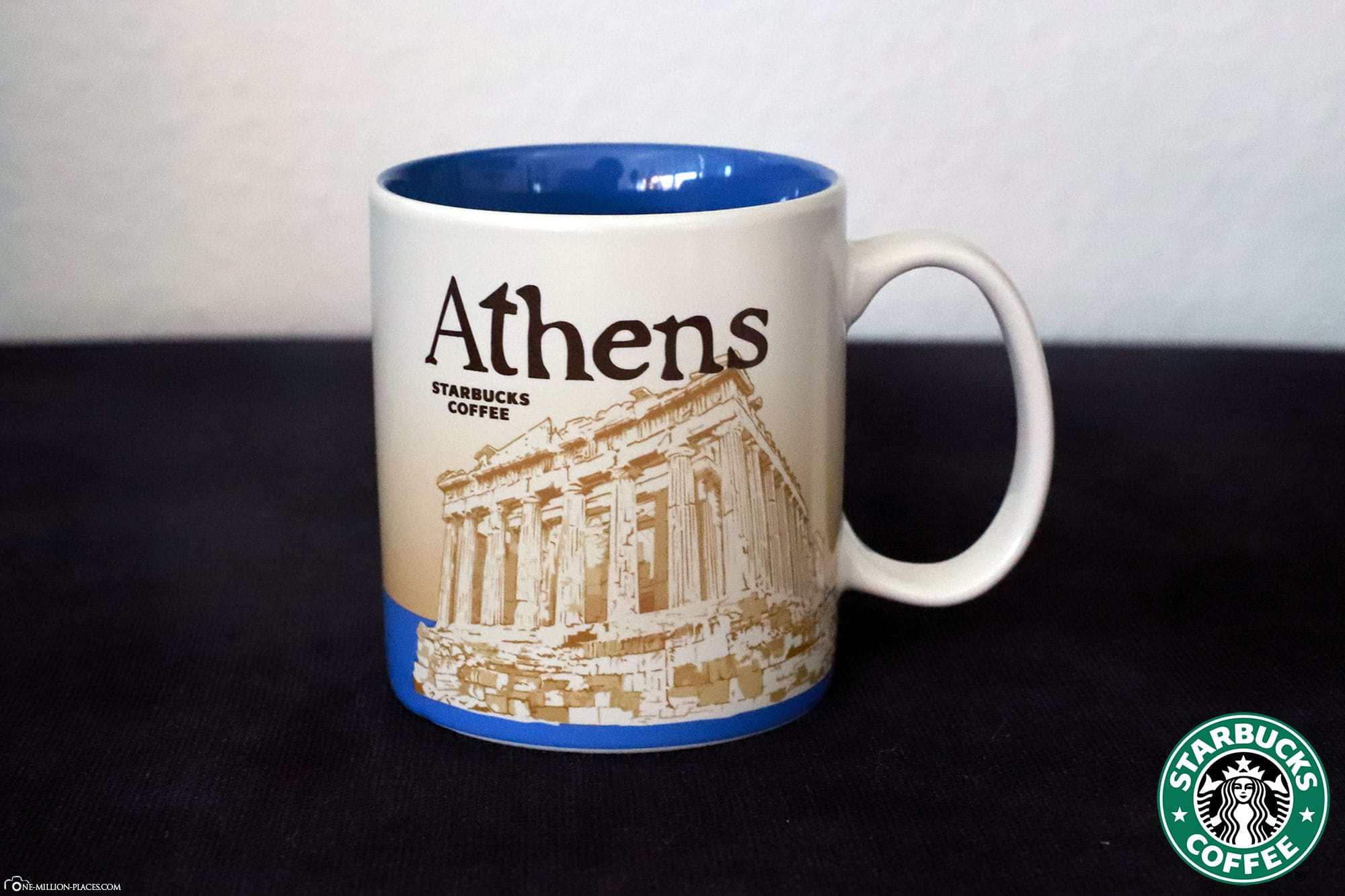 Athens, Starbucks Cup, Global Icon Series, City Mugs, Collection, Greece, Travelreport