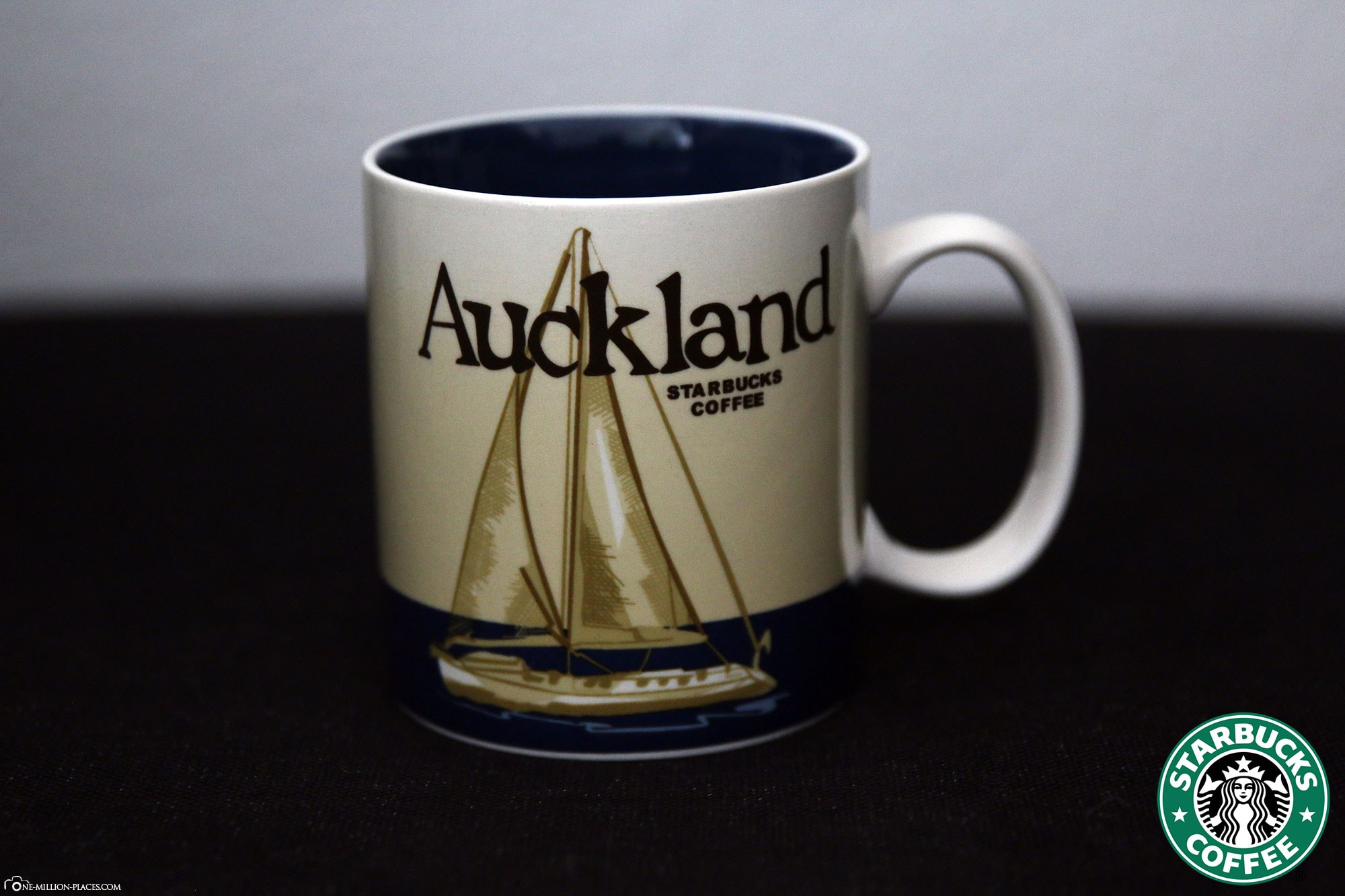 Auckland, Starbucks Cup, Global Icon Series, City Mugs, Collection, New Zealand, Travelreport