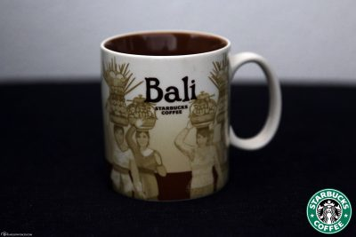 Starbucks Global Icon Mug from Bali