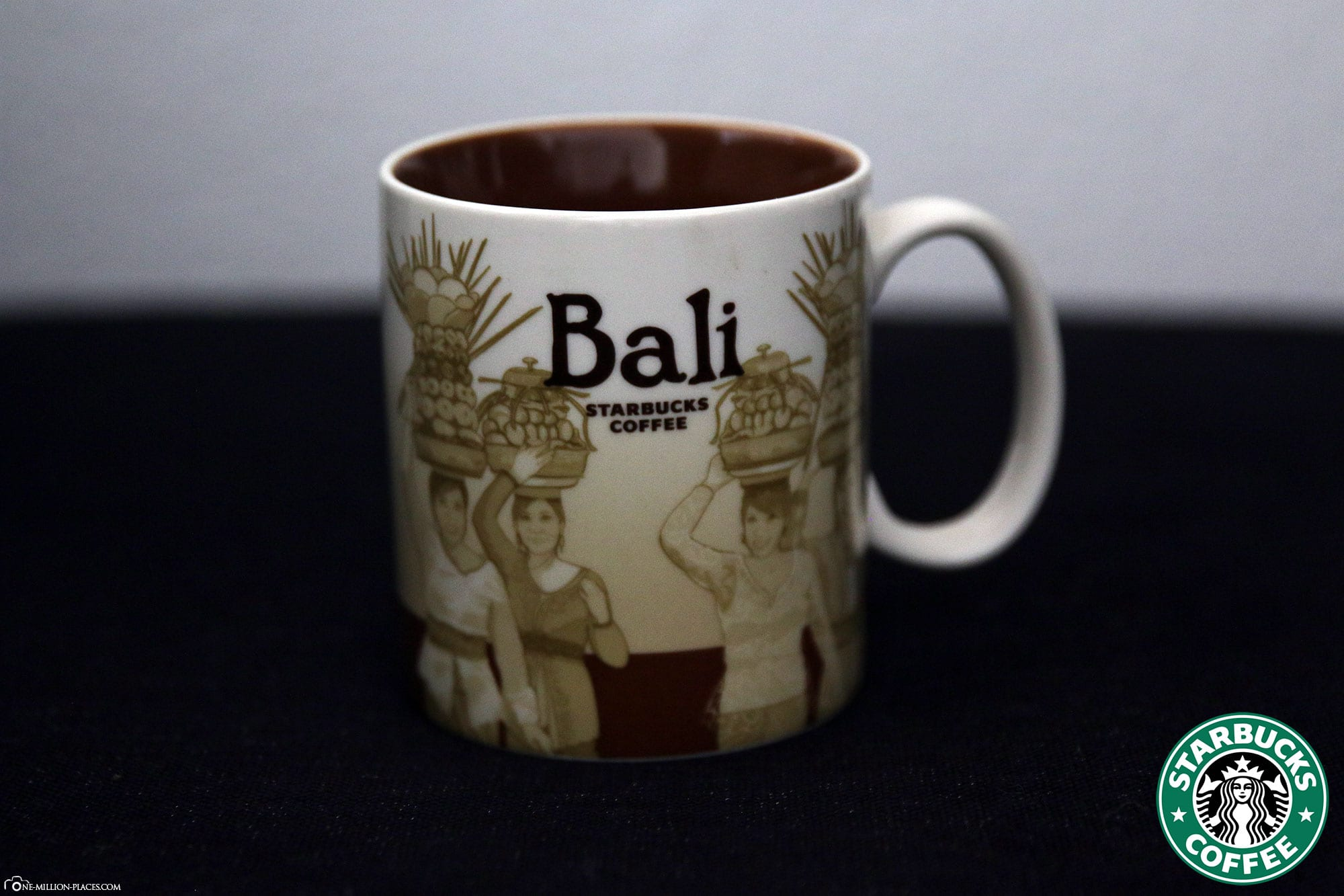 Bali, Starbucks Tasse, Global Icon Serie, City Mugs, Sammlung, Indonesien, Reisebericht