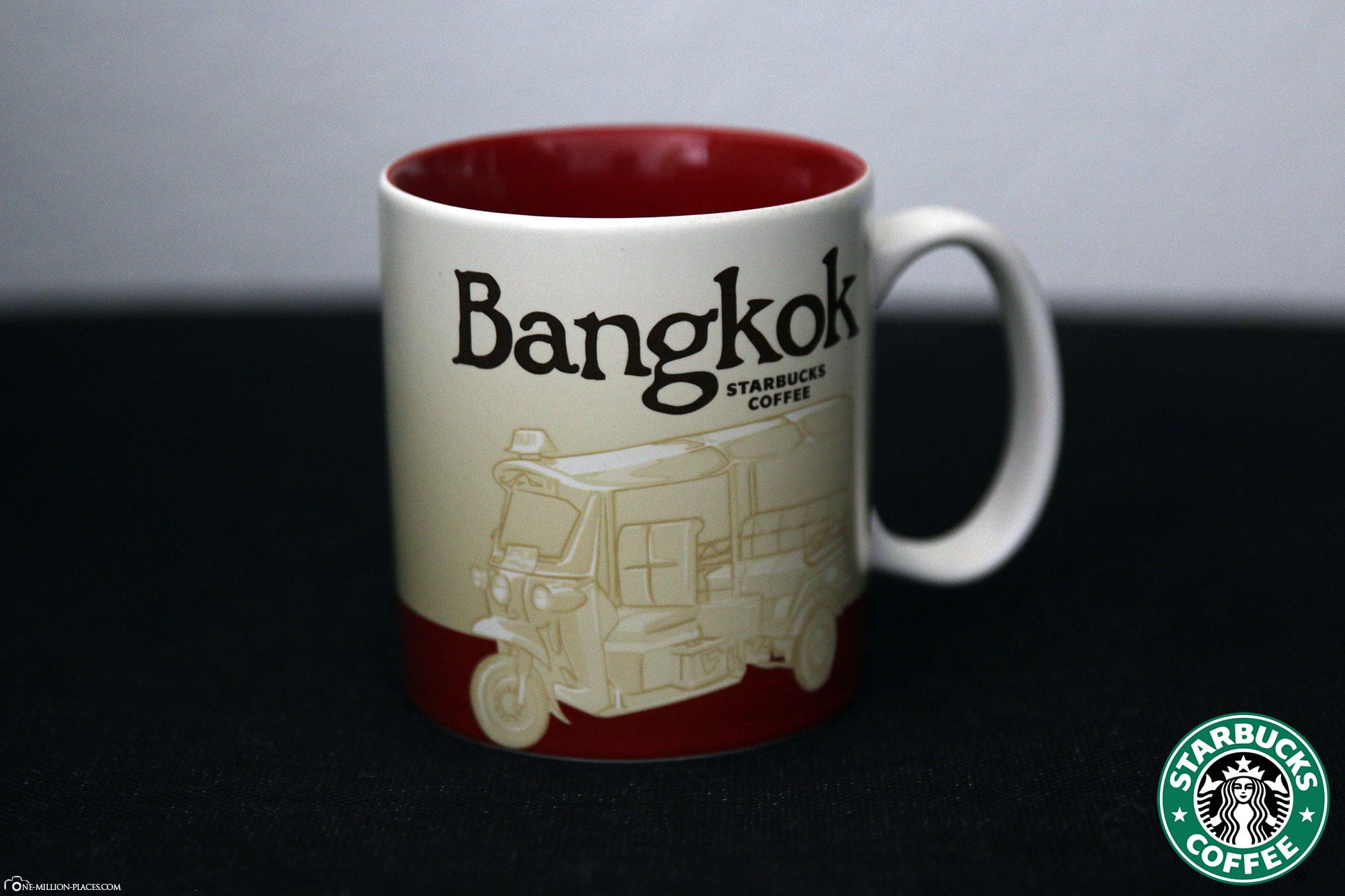 Bangkok, Starbucks Tasse, Global Icon Serie, City Mugs, Sammlung, Thailand, Reisebericht