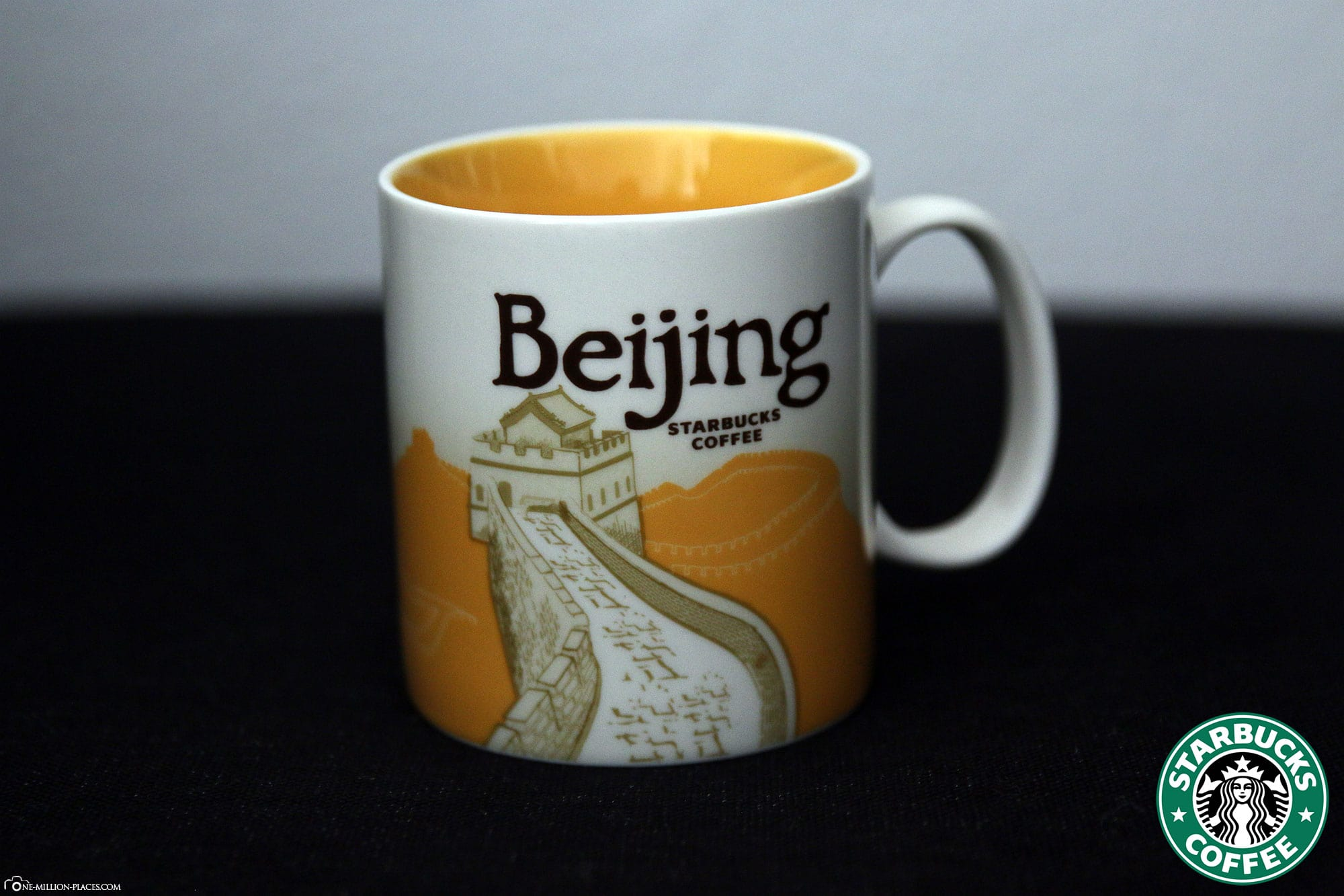 Peking, Starbucks Tasse, Global Icon Serie, City Mugs, Sammlung, China, Reisebericht