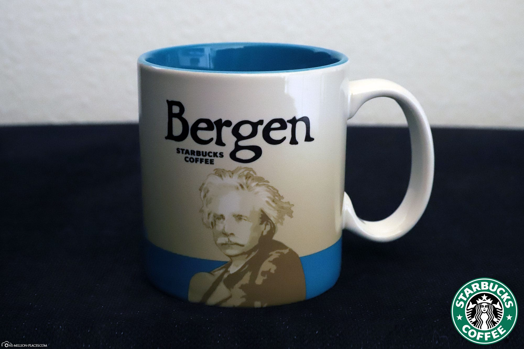 Bergen, Starbucks Cup, Global Icon Series, City Mugs, Collection, Norway, Travelreport