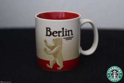 Die Starbucks Städtetasse von Berlin