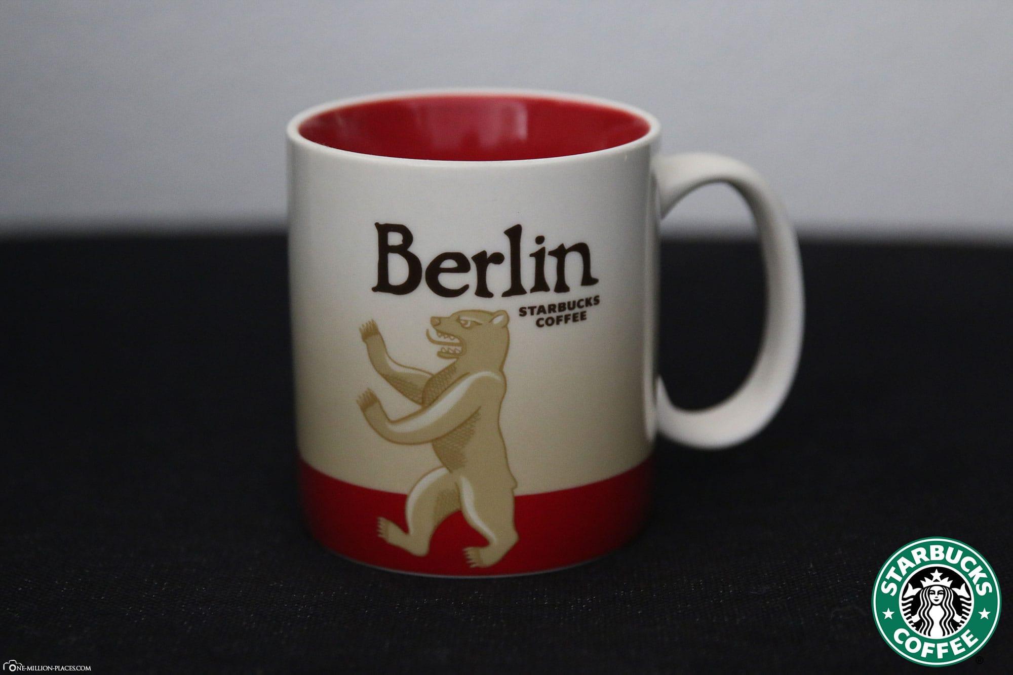 Berlin, Starbucks Tasse, Global Icon Serie, City Mugs, Sammlung, Deutschland, Reisebericht