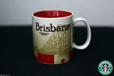 Brisbane's Starbucks city cup
