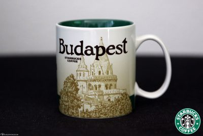 The Starbucks City Cup of Budepest