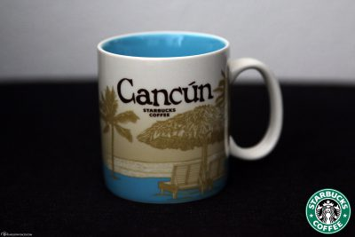 Cancun's Starbucks City Cup