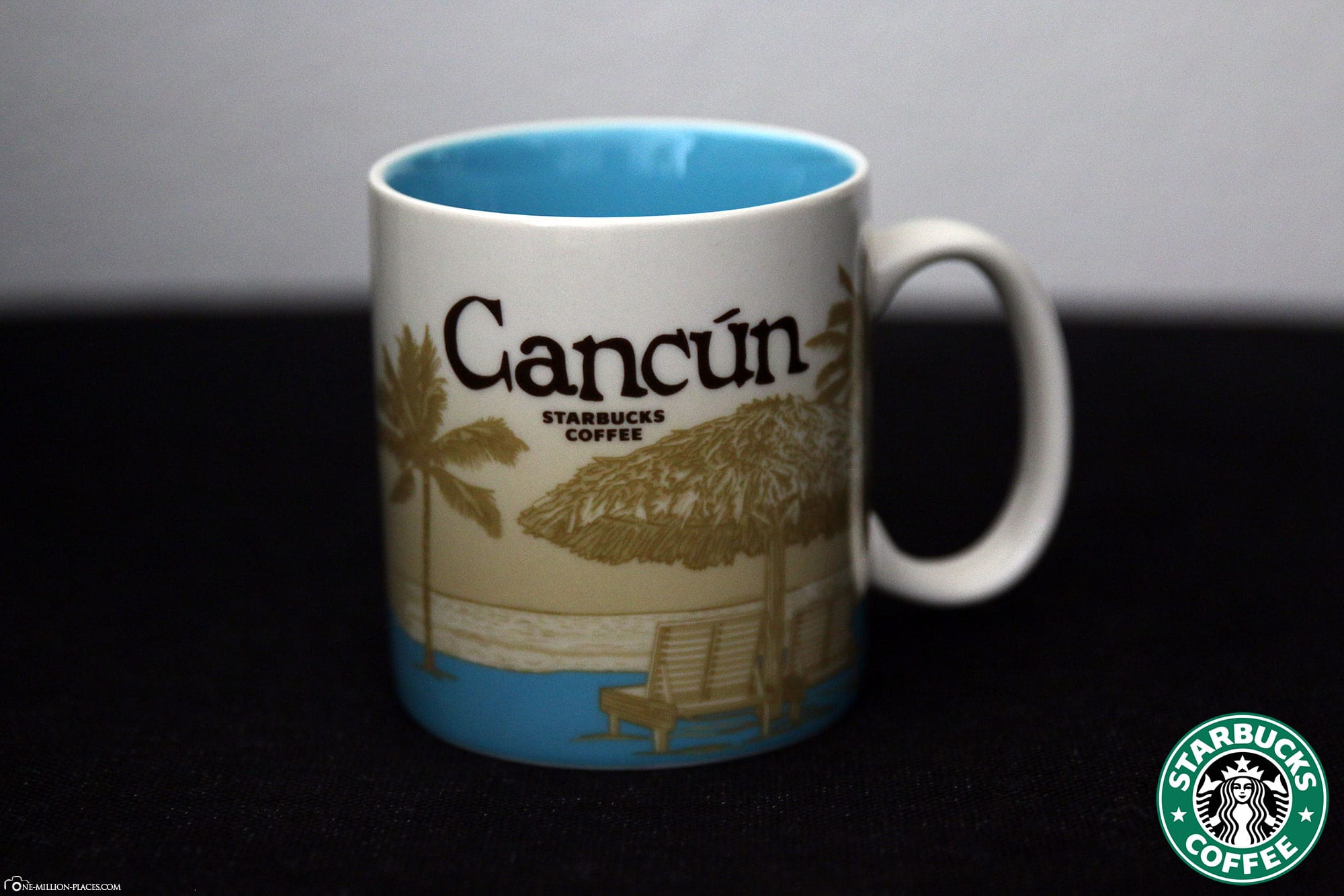 Cancun, Starbucks Tasse, Global Icon Serie, City Mugs, Sammlung, Mexiko, Reisebericht