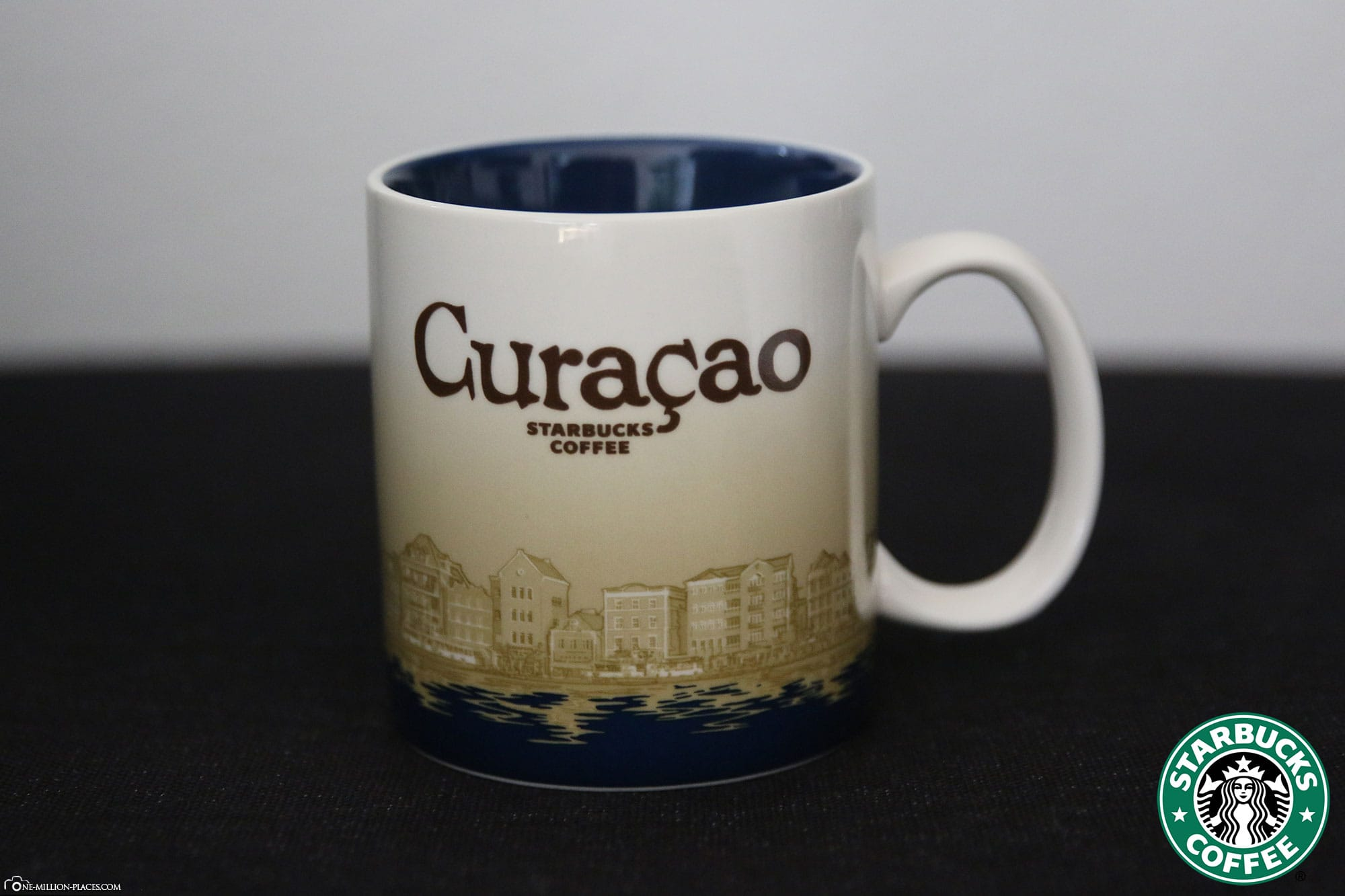 Curacao, Starbucks Cup, Global Icon Series, City Mugs, Collection, ABC Islands, Travelreport