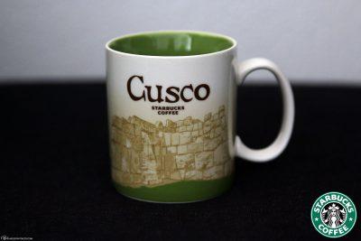Die Starbucks Städtetasse von Cusco