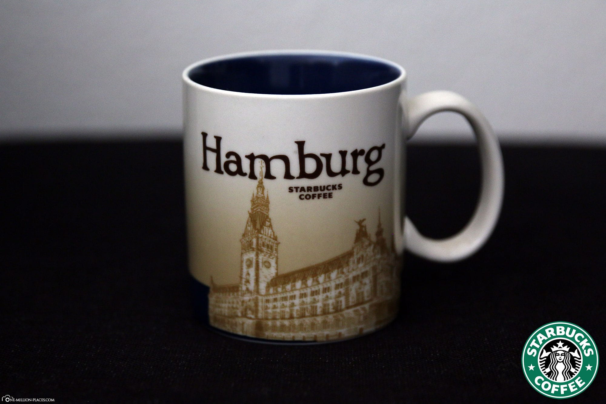 Hamburg, Starbucks Cup, Global Icon Series, City Mugs, Collection, Germany, Travelreport