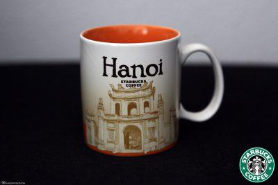 Die Starbucks Städtetasse von Hanoi