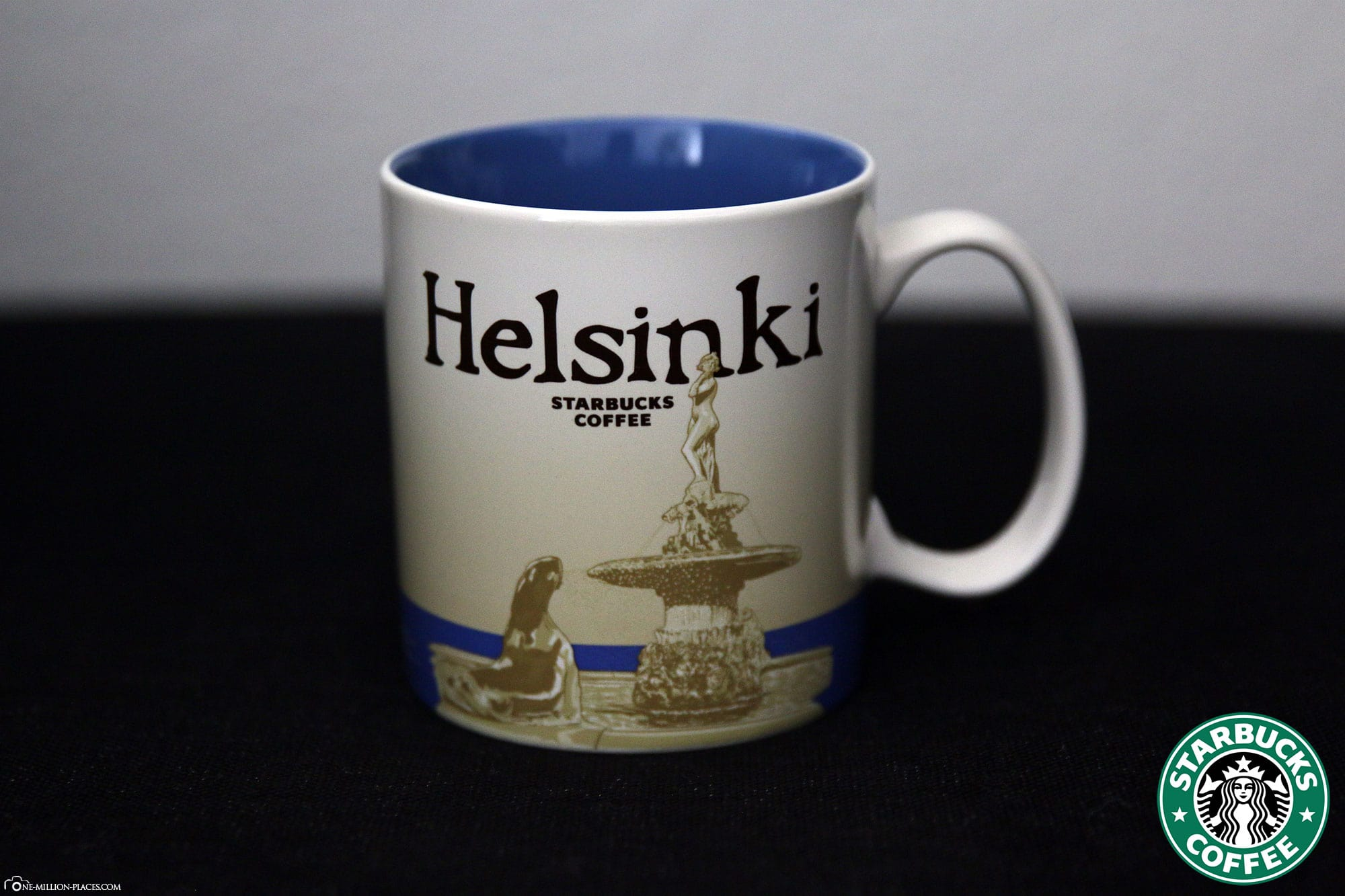 Helsinki, Starbucks Tasse, Global Icon Serie, City Mugs, Sammlung, Finnland, Reisebericht