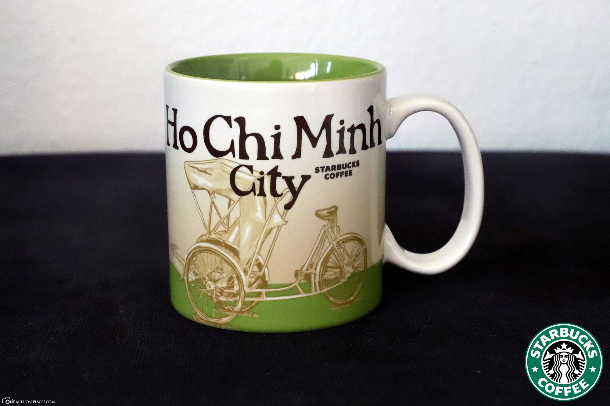 Ho Chi Minh City, Starbucks Tasse, Global Icon Serie, City Mugs, Sammlung, Vietnam, Reisebericht