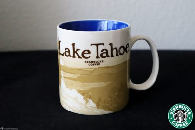 The Starbucks City Cup from Lake Tahoe