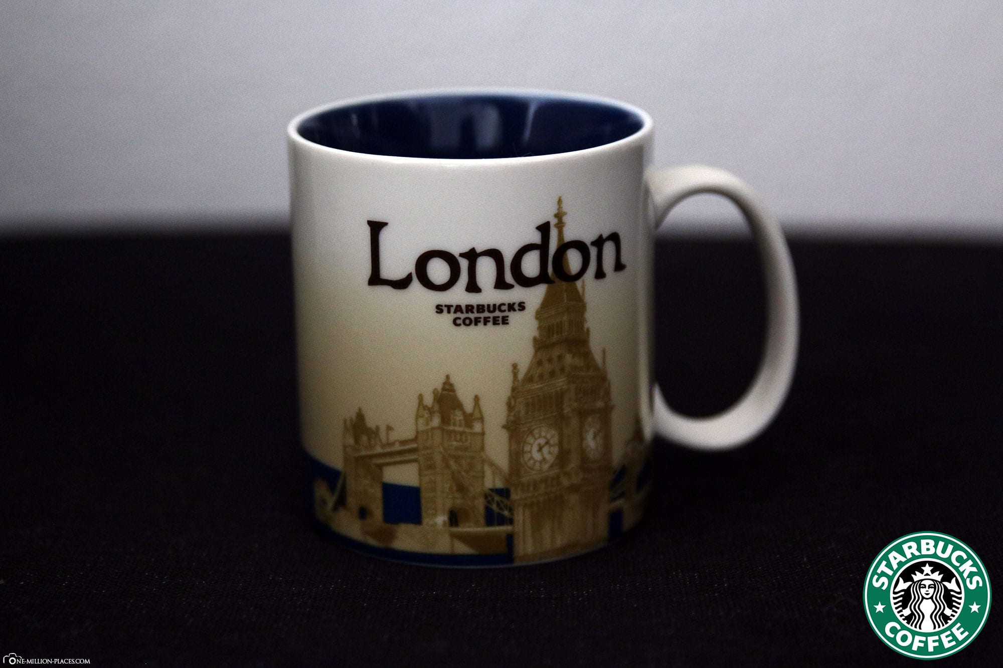 London, Starbucks Cup, Global Icon Series, City Mugs, Collection, United Kingdom, Travelreport