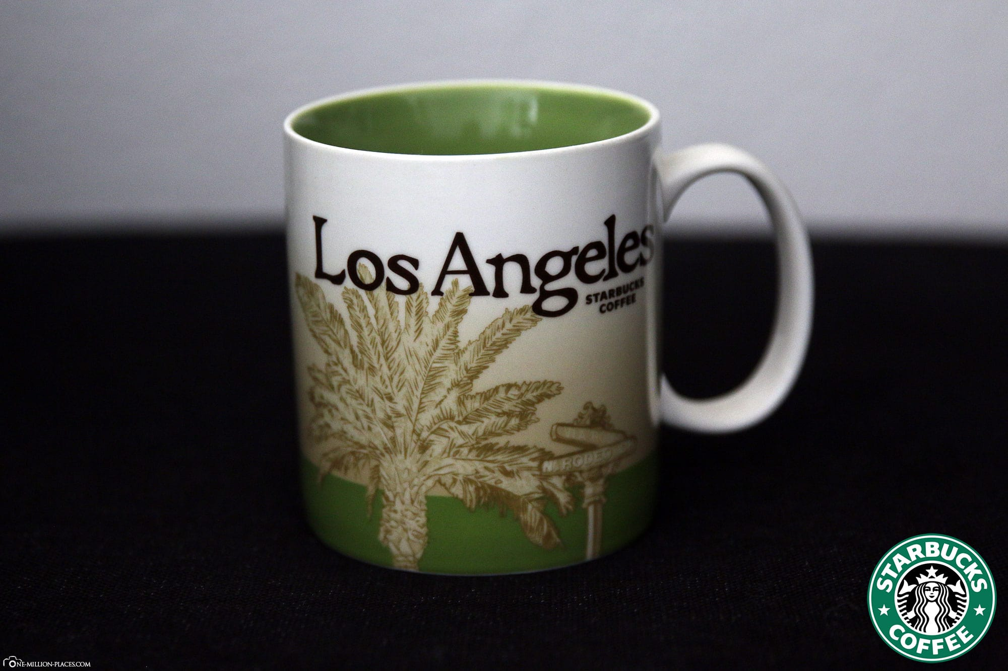 Los Angeles, Starbucks Cup, Global Icon Series, City Mugs, Collection, USA, Travelreport