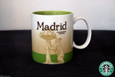 The Starbucks City Cup of Madrid